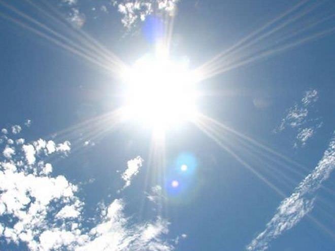紫外線が多い季節