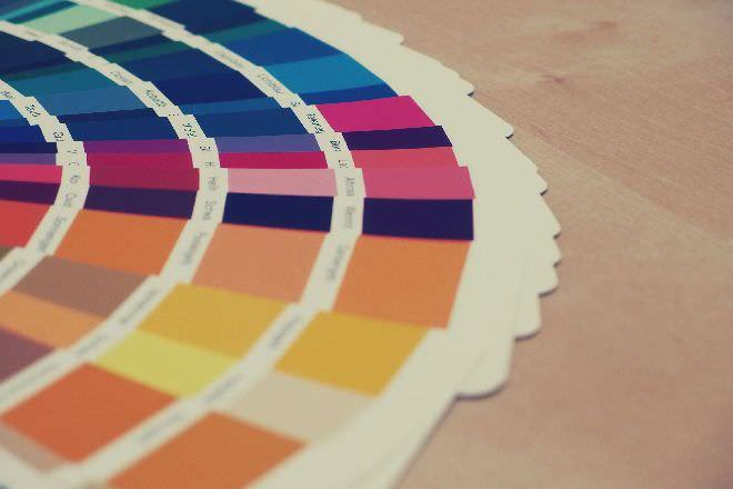 カラーの混ぜ方