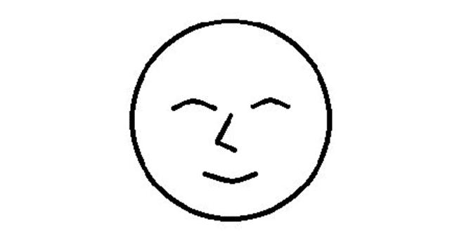 丸顔 フェイスライン 骨格