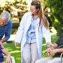 介護施設 在宅介護 訪問美容